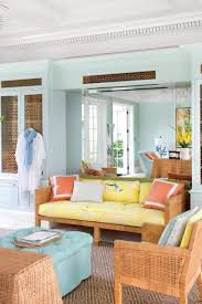 tropical pool house retreat southern living set the mood with color