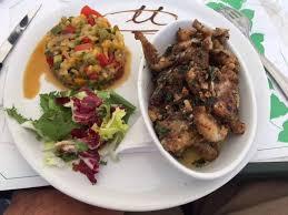 landes cuisine csite landes bar restaurant ᐃ le langeot biscarrosse