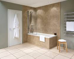 bathroom wall covering ideas improbable travertine nuance bathroom wall panel travertine nuance