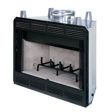 Gas Wood Burning Fireplace Insert by 42