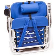 Big Beach Chair Tips Wearever Hi Back Deluxe Steel Backpack Chair Academy Beach