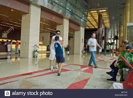 Hotels Interior Beijing China Luxury Tourist Hotels Interior Lobby Of