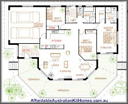 3 bedroom ranch house floor plans floor plan for small 1 200 sf house with 3 bedrooms and 2 at