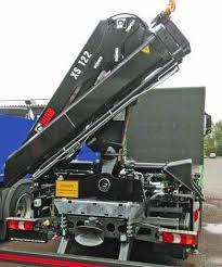 Hiab Used Machine For Sale