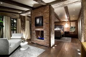Hardwood Floors In Bedroom Custom White Oak Hardwood Floors Eclectic Bedroom Orange