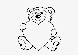 teddy bear coloring pages kids free coloring pages