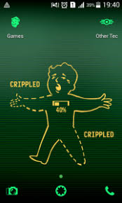 pipboy android how to turn your android home screen into a pip boy fextralife