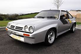 1974 opel manta rally bred manta 400 for auction honest john