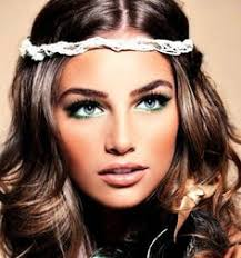 forehead headbands 19 best forehead headbands images on hairstyles hair