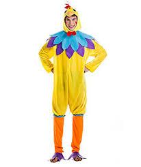Rooster Halloween Costume Costume Yellow