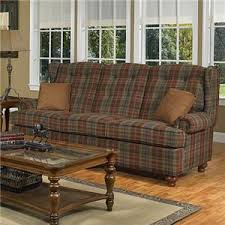 wingback couch lancer 9710 wing back camel back sofa with turned feet