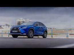 the refreshed 2018 lexus nx looks just like a baby rx youtube