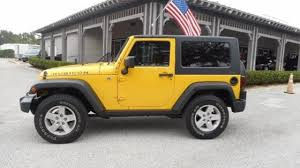 2009 jeep rubicon 2009 jeep wrangler 4wd rubicon for sale near oakland florida