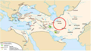 Map Of The Roman Empire Lessons From History The Parthian Defeat Of Rome