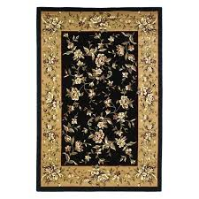 cheap black floral area rugs find black floral area rugs deals on