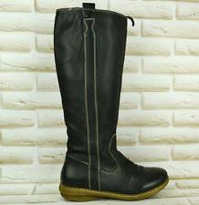 womens boots uk jones jones bootmaker styx senate knee high boots brown uk 5 eu 38 ln02