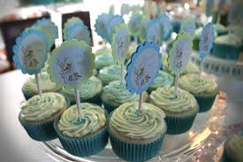 photo baby shower favor ideas using image