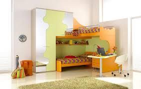 chambre garçon lit superposé idées de chambre pour deux et trois enfants