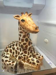 giraffe cake awesome giraffe cake
