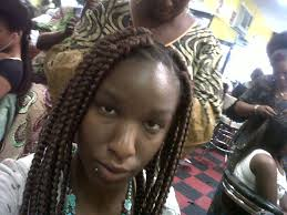 your africa is showing african hair braiding