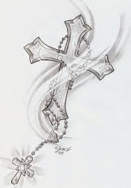 catégorie croix catholique tatouage image tatouage croix