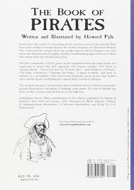 History Of The Pirate Flag The Book Of Pirates Dover Children U0027s Classics Howard Pyle