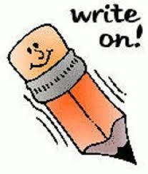 happy writing clipart clipartxtras