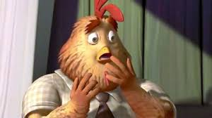 chicken 2005 disney movie