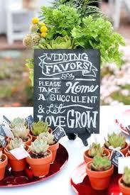 flower pot favors wedding favors flowers flower pot wedding favors wedding favours