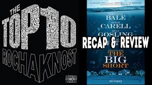 Blind Side Book Review The Top 10 The Big Short Recap U0026 Review Youtube
