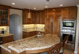 Galley Kitchen Lighting Ideas Galley Kitchen Light Fixtures Double Oven On High Cabinet Natural