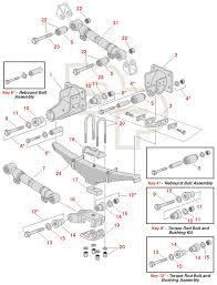 volvo truck parts diagram spring u0026 suspension schemes standard spring
