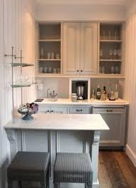 Kitchenette Ideas 5 Chic Organization Tips For Pint Size Kitchens Gray Kitchens