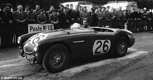austin healey racing car involved in 1955 le mans disaster to sell