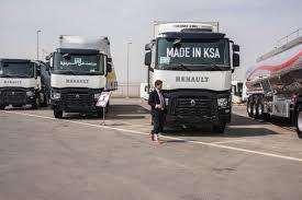 lexus jeddah jobs zahid tractor and renault trucks launch new range of trucks in ksa