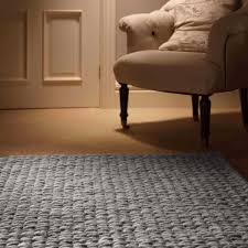 wool rug fusion grey rug contemporary rug therugshopuk