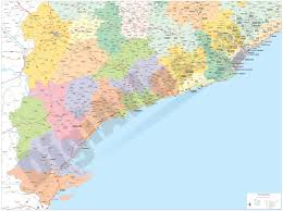 Tarragona Spain Map by Vectorized Maps Digital Maps Increase Search Engine Traffic