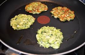 cuisine courgette courgette feta mint fritters baby food recipe organix
