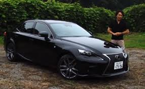 lexus is350 f sport package for sale new lexus is 350 f sport reviewed by gazoo tv autoevolution