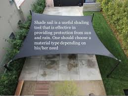 Shade Cloth Protecting Your Plants by Shade Sails For Protection From Sun And Rain
