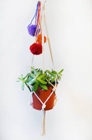 Simple Macrame Plant Hanger - 42 best diy plant hangers images on hanging plants