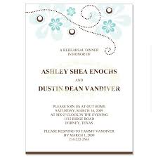 rehearsal and dinner invitation wording invitations to dinner europe tripsleep co