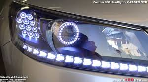 honda accord sport led drl u0027s drive accord honda forums