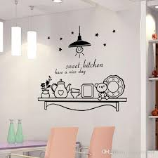 Wall Stickers For Kitchen by Sweet Kitchen Have A Nice Day Wall Sticker Decoration Wall Art