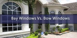 bay vs bow window decor window ideas