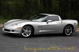 07 corvette for sale 2007 machine silver corvette 5 518 units byebye