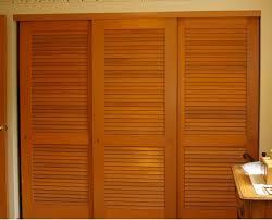 wood sliding closet doors for bedrooms