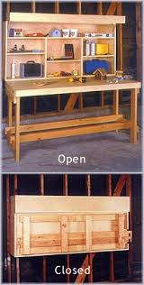 stained glass work table design space saver workbench plan no 916 diy pinterest workbench