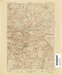 Map Of Lebanon Oregon County Map