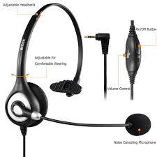panasonic kx t7735 manual arama wantek wired headset mono with noise canceling amazon co uk